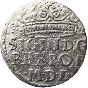 Zygmunt III Waza, grosz 1627, Bydgoszcz