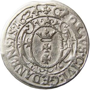 Zygmunt III Waza, grosz 1624, Gdańsk, ....PRV