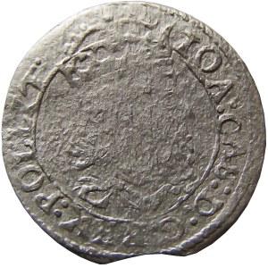 Jan II Kazimierz, grosz 1652, Wilno, (R2)