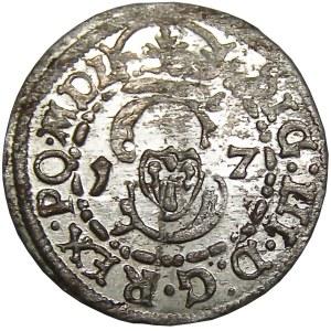 Zygmunt III Waza, szeląg 1617, Wilno