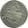 Śląsk, Leopold, 6 krajcarów 1673 SHS, Wrocław