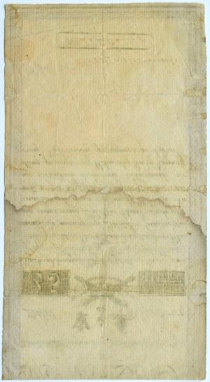 Insurekcja Kościuszkowska, 25 złotych 1794, seria B, numer 2126, Grozmani/Zakrzewski