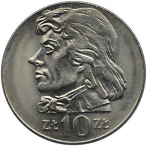 Polska, PRL, T. Kościuszko, 10 złotych 1972, Warszawa, UNC