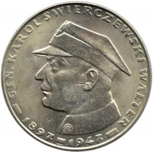 Polska, PRL, 10 złotych 1967, K. Świerczewski, Warszawa