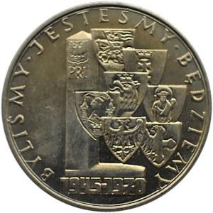 Polska, PRL, 10 złotych 1970, Byliśmy-Jesteśmy-Będziemy, Warszawa - PROOF-LIKE