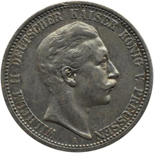 Niemcy, Prusy, Wilhelm II, 2 marki 1903 A, Berlin