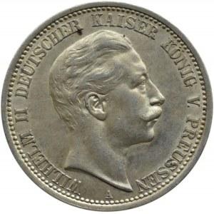Niemcy, Prusy, Wilhelm II, 2 marki 1911 A, Berlin