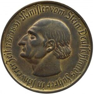 Niemcy, Westfalia, 5 milionów marek 1923, tombak