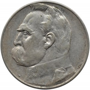 Polska, II RP, Józef Piłsudski, 5 złotych 1934 orzeł strzelecki, Warszawa