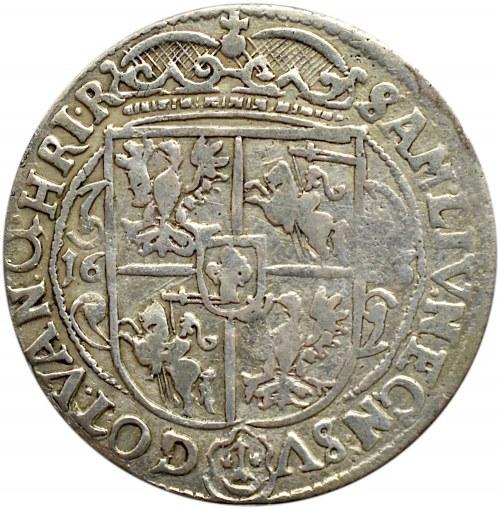 Zygmunt III Waza, ort 1623, Bydgoszcz, PRV:M+