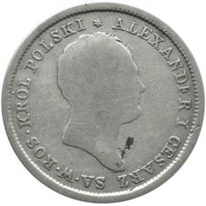 Aleksander I, 2 złote 1821 I.B., Warszawa