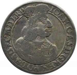 Jan II Kazimierz, ort 1660 DL, Gdańsk