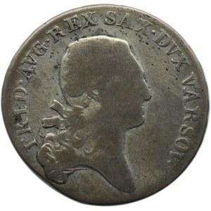 Księstwo Warszawskie, 1/3 talara (dwuzłotówka) 1813 I.B., Warszawa