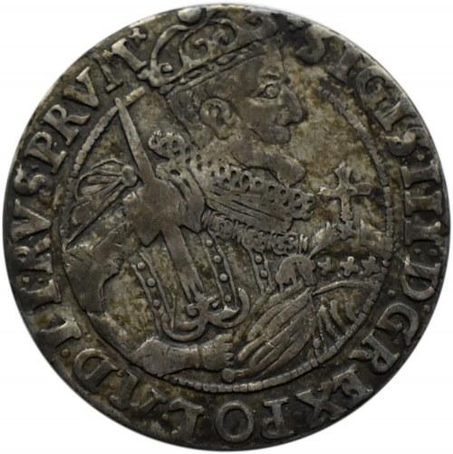Zygmunt III Waza, ort 1623, Bydgoszcz, PRVM+