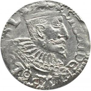 Zygmunt III Waza, trojak 1596, Bydgoszcz, NIENOTOWANY!