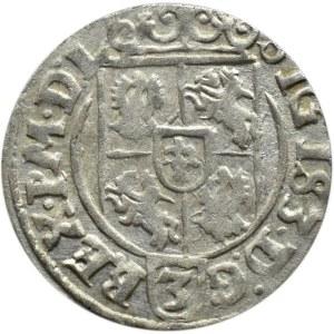 Zygmunt III Waza, półtorak 1625, Bydgoszcz, przechylona piątka