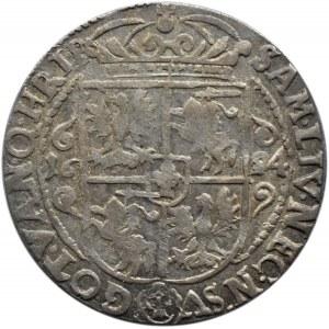 Zygmunt III Waza, ort 1624, Bydgoszcz, ....PRUS:M+