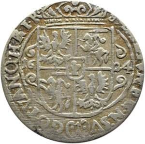 Zygmunt III Waza, ort 1624, Bydgoszcz