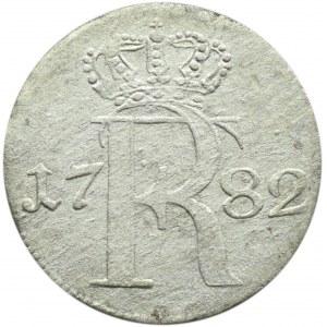 Niemcy, Prusy, Fryderyk II Wielki, 1/24 talara 1782 A, Berlin