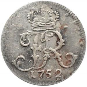 Niemcy, Prusy, Fryderyk II Wielki, 1/24 talara 1752 A, Berlin
