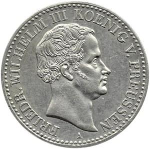 Niemcy, Prusy, Wilhelm I, talar 1831 A, Berlin