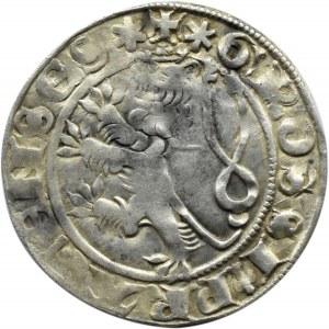 Czechy, Jan I Luksemburski (1310-1346), Grosz praski, Kutná Hora
