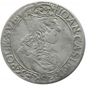 Jan II Kazimierz, szóstak 1660 TLB, Kraków