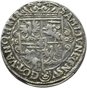 Zygmunt III Waza, ort 1623, Bydgoszcz, PRV:M*