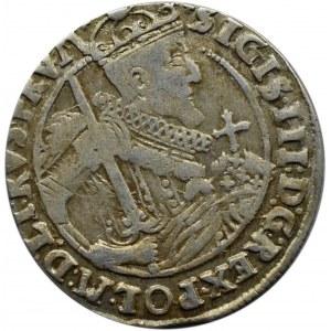 Zygmunt III Waza, ort 1623, Bydgoszcz, duża trójka w dacie, PRV:M*