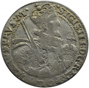 Zygmunt III Waza, ort 1621, ....PRUS:M*, Bydgoszcz