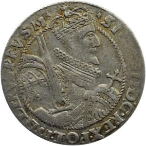 Zygmunt III Waza, ort 1621, ....PRUS.M*, Bydgoszcz