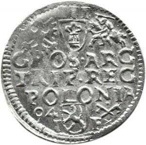 Zygmunt III Waza, trojak 1594, Poznań