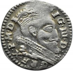 Zygmunt III Waza, trojak 1600, Lublin,