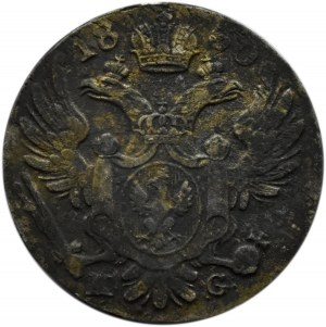Mikołaj I, 10 groszy 1830 KG, Warszawa (R1)