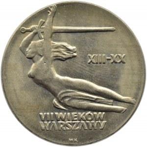 Polska, PRL, 10 złotych 1965, Nike, Warszawa, UNC