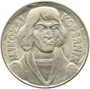 Polska, PRL, 10 złotych 1959, Mikołaj Kopernik, Warszawa, UNC