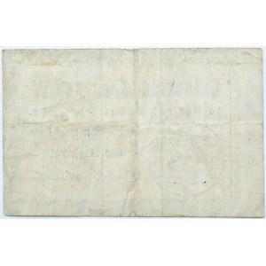 Bromberg, Bydgoszcz, Gutschein 10 pfennig 1916, kropka kwadratowa