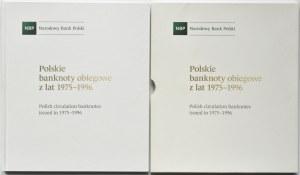 Polska, PRL, Zestaw banknotów 1975-1992 - komplet 23 sztuk, UNC