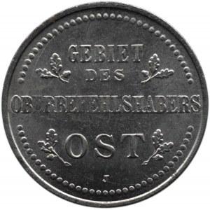Królestwo Polskie, 3 kopiejki 1916 J, Hamburg