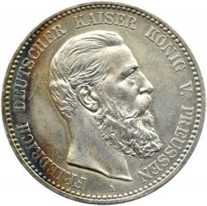 Niemcy, Prusy, Fryderyk, 5 marek 1888 A, Berlin
