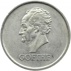 Niemcy, Republika Weimarska, 3 marki 1932 A, Berlin, Goethe