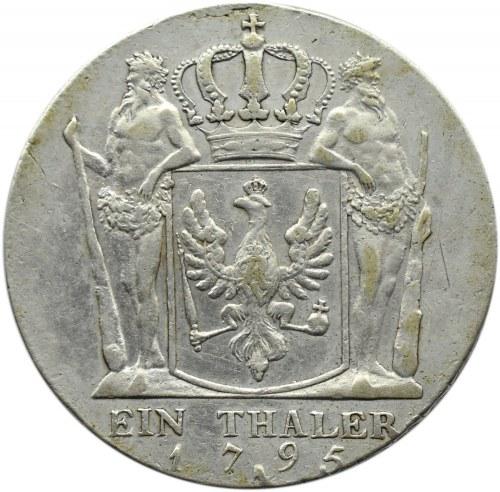 Niemcy, Prusy, Fryderyk Wilhelm, talar 1795 A, Berlin