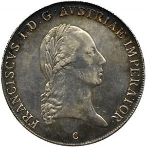 Austria, Franciszek I, talar 1815 C, Praga