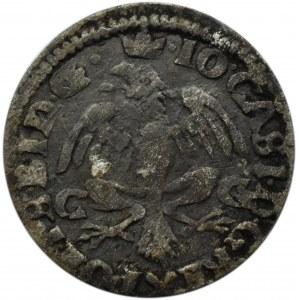 Jan II Kazimierz, dwugrosz 1650, Bydgoszcz