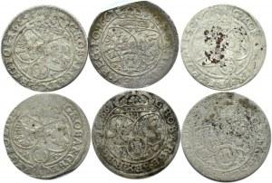 Jan II Kazimierz, lot szóstaków 1660-1667, Bydgoszcz