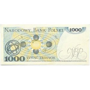 Polska, PRL, 1000 złotych 1979, Warszawa, seria CK