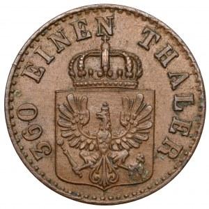 Preussen, Friedrich Wilhelm IV, Pfennig 1847-A Berlin