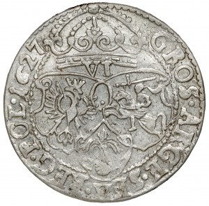 Zygmunt III Waza, Szóstak Kraków 1627