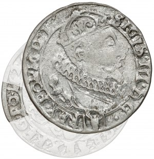 Zygmunt III Waza, Szóstak Kraków 1626 - PO zamiast POL - rzadki