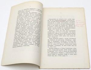 Monety i medale... na wystawie pamiątek Sobieskiego, Polkowski 1884